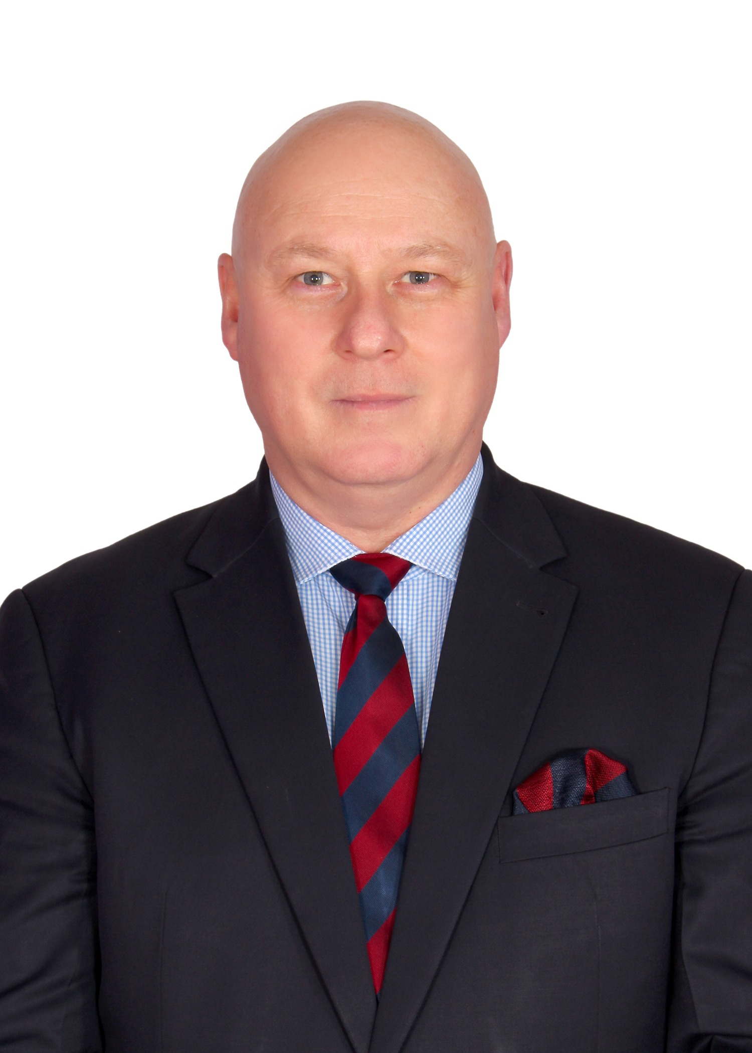 ACCL International Management Stephen Barclay-Evely Chief Executive Officer (CEO)