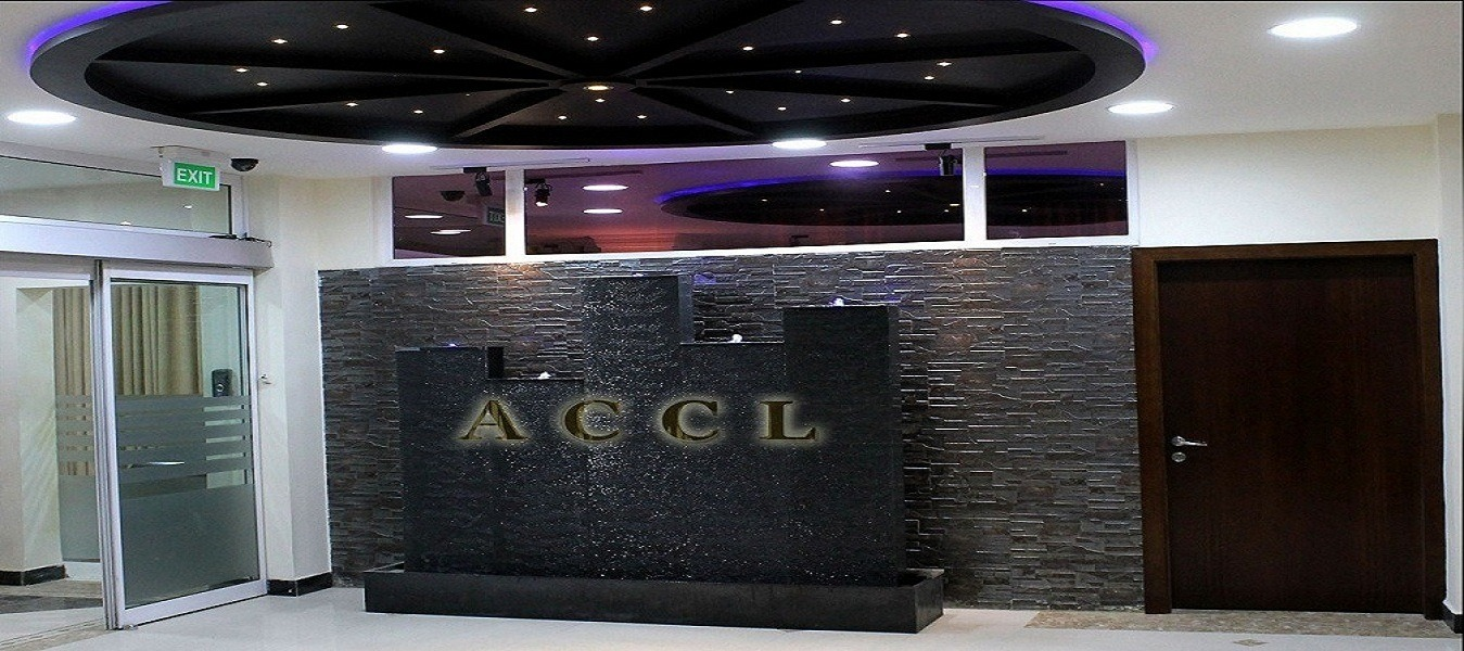 ACCL International homepage banner